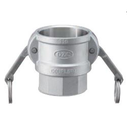 Stainless Steel Lever Coupling - Female Screw Type Coupler OZ-D