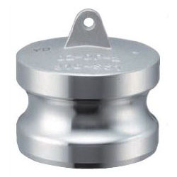 Stainless Steel Lever Coupling - Dust Plug OZ-DP