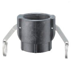 Polypropylene Lever Coupling - Female Screw Type Coupler OZ-D