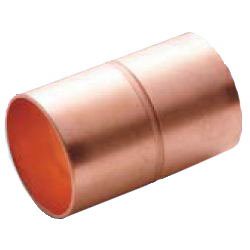 Copper Pipe Fittings, Brazing Materials (for R32 and R410A Refrigerants), Sockets