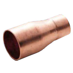 Copper Pipe Fittings, Brazing Materials (for R32 and R410A Refrigerants), Fitting Reducers