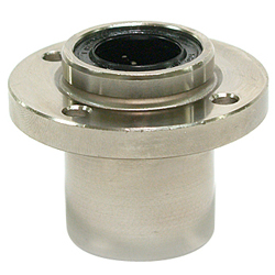 Linear Bushing with Flange LFB Type, Single, Boss Position, Round Flange LFB10-UU