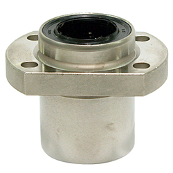 Linear Bushing with Flange LFTB Type, Single, Boss Position, T-Type Flange