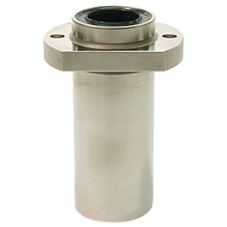 Linear Bushing with Flange LFDTB Type, Double, Boss Position, T-Type Flange