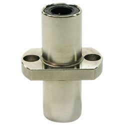 Linear Bushing with Flange LFDTC Type, Double Center Position, T-Type Flange