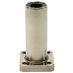 Linear Bushing with Flange LFDKM Type (ECO Series), Double, K-Type Flange