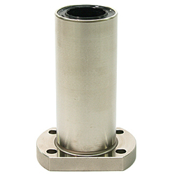 Linear Bushing with Flange LFDTM Type (ECO Series), Double, T-Type Flange