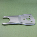 Caspad Optional Parts, Seismic Resistant Plate