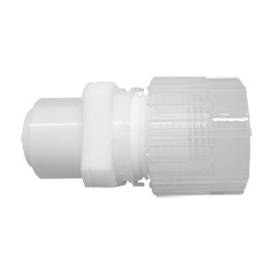 Super 300 Type Pillar Fitting Female Connector
