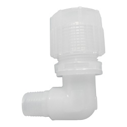 Super 300 Type Pillar Fitting Male Elbow