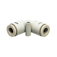 Tube Fitting Chemical Type Union Elbow for Clean Environments