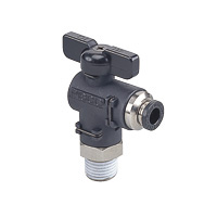 Shut-off Valve Ball Valve Elbow