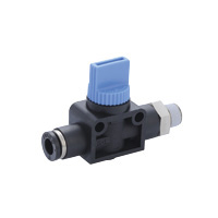 Shut-off Valve Hand Valve Straight A