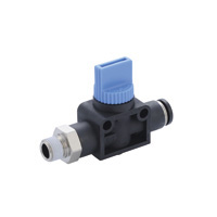 Shut-off Valve Hand Valve Straight B