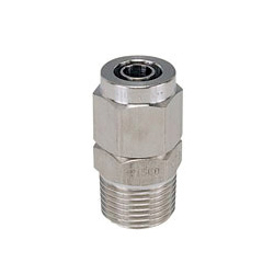 for Corrosion Resistance - Tightening Fittings SUS316 - Straight
