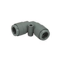 Tube Fitting Spatter Resistant Union Elbow