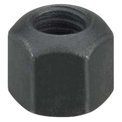 Fixture Nuts, DIN 6330 (height 1,5 d)/with lateral spherical bearing surface, form B