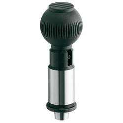 Precision Index Plungers With Tapered Pin