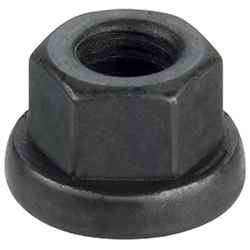 Collar Nuts, DIN 6331 (height 1,5 d)