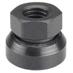 Collar Nuts with Conical Seat/with small surface