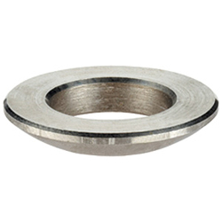 """Pack of 10 ALUMINUM CONICAL WASHER 1-1//4/"""" OD x 5//16/"""" ID"""