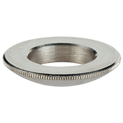 Spherical Washers/Conical Seats, similar to DIN 6319, stainless steel