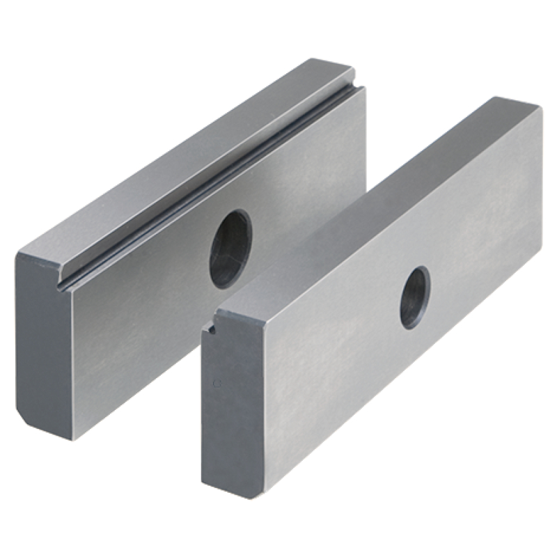 Step Jaws, for horizontal clamping of flat workpieces