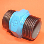 Pipe-End Anticorrosion Fitting, RCF-K Type, Standard Product, Nipple RCF-K-NI-4B
