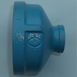 Pipe-End Anticorrosion Fitting, RCF-K Type, Standard Product, Reducing Socket RCF-K-RS-3/4X1/2B