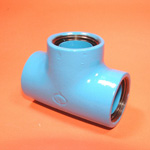 Pipe-End Anticorrosion Fitting, RCF-K Type, Standard Product Tee
