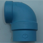 Pipe-End Anticorrosion Fitting, RCF-MK Type, for Fixture Connection, General Type, Water Faucet Reducing Elbow
