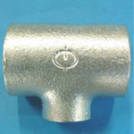 Steel Pipe Fittings, Screw-In Pipe Fittings, Tri-Directional Reducing Tees