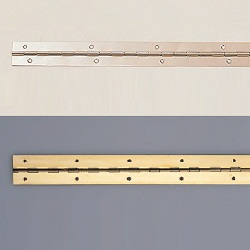 Two Piece Lengthwise Hinge (Made Of Stainless Steel) (Made Of Brass)