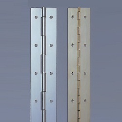 Flush Hinge (Made Of Stainless Steel) (Made Of Steel) (Made Of Brass)