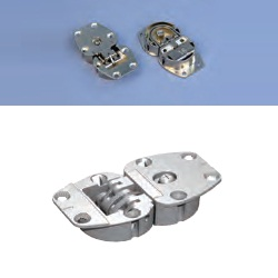 WING Type Drop Hinge (For 16 mm Cover/for 20 mm Cover)