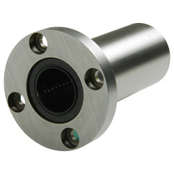 Linear Bushing SBF-L Series (Double Round Flange Type)