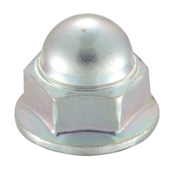Flange Cap Nut with Serrate