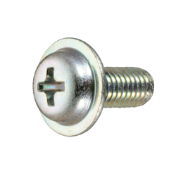 Phillips Screw with SP and Spring Pan Washer