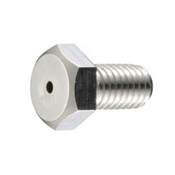 Hex Bolt with Through-Hole