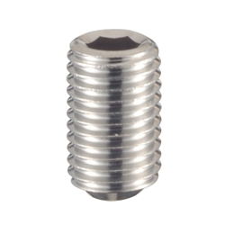 Hex Socket Set Screw - Cup Point Fine