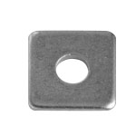 Square Plastic Washer