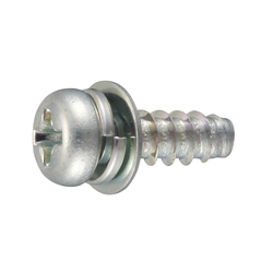 Tap-Tight B Type Pan Screw P=4(SW+JIS Small Flat W)