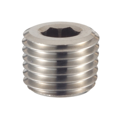 Taper Thread Plug, Sink, NPT (for American Pipes)