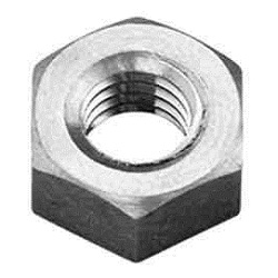 Hex Nut (1 Type) (Cutting)