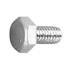 Stainless Steel Hex Bolt (Full Thread) (Left-Hand Thread)