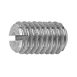Slotted Set Screw (Flat Tip)