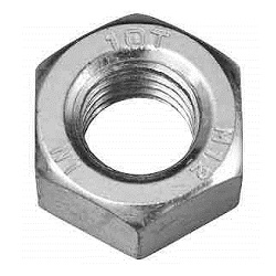 Hex Nut 10 T Warranty
