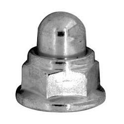 E-LOCK (Flange Nut Type with Cap)