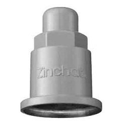 Zinc Hat For Double Nuts