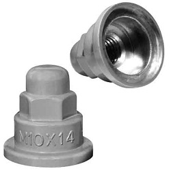Zinc Hat For Hammer Drive Anchors